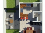 Planta Baja en 3D